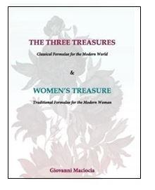 The Three Treasures by Giovanni Maciocia
