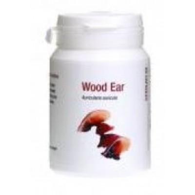 MycoNutri Wood Ear 60 Capsules (Auricularia auricula)