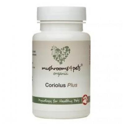 Coriolus Plus - 60 capsules