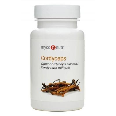 MycoNutri Cordyceps 60 capsules