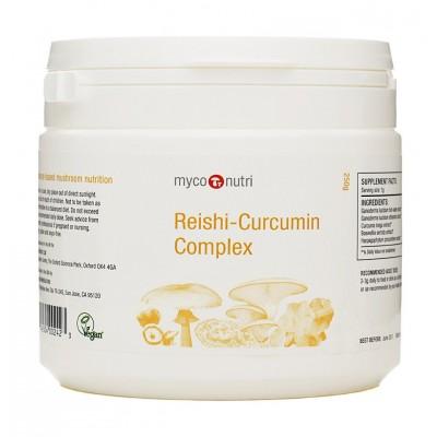 MycoNutri Reishi-Curcumin Complex 250g Powder