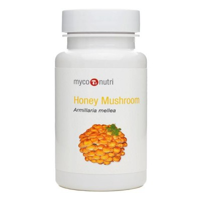MycoNutri Honey Mushroom 60 Capsules (Armillaria mellea)
