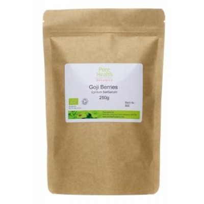 Organic Freeze-dried Goji Berry Powder- 250g