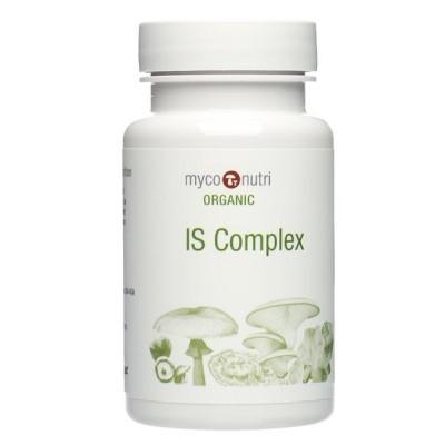 MycoNutri Organic IS Complex 60 capsules