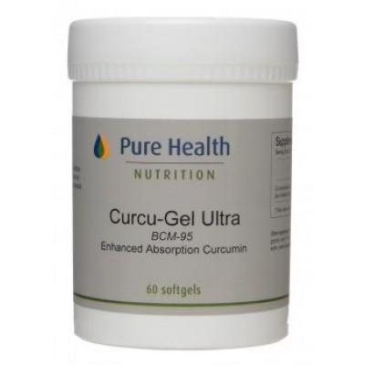 Curcugel Ultra - 60 softgels
