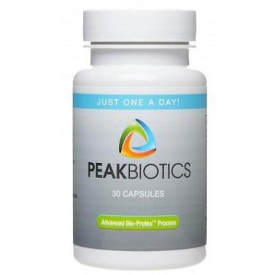 Peakbiotics - 30 vcaps