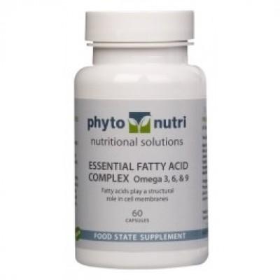 Essential Fatty Acid complex Omega 3,6 &9 Food State (60 caps)