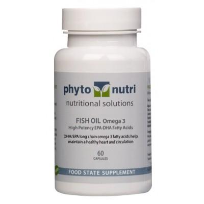 Fish Oil Ommega 3 EPA/DHA* (60 caps)