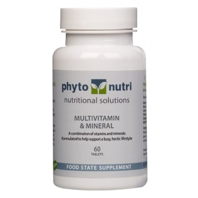 Multivitamin and Mineral Food State (60 Tabs)
