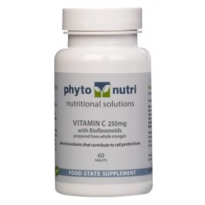 PhytoNutri Vitamin C (Food State) 60 Tabs