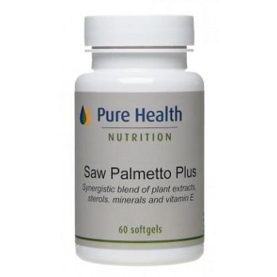 Saw Palmetto Plus - 60 softgels
