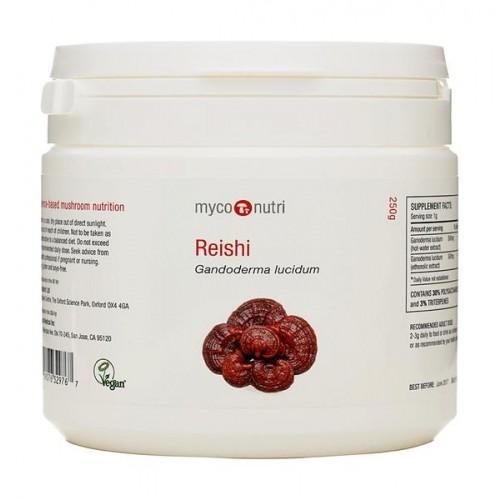 MycoNutri Reishi 250gms Powder (Ganoderma lucidum)