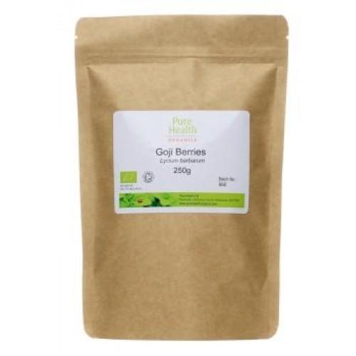 Organic Freeze-dried Goji Berry Powder- 250g